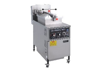 Gas pressure fryer SC-24WG