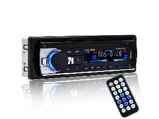 Bluetooth Car MP3 Player – Support Radio, USB Drive, SD Card, Time Show