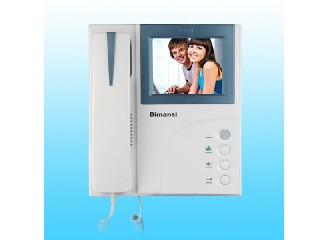 4 inch Video Door Phone Indoor Monitor T-908C
