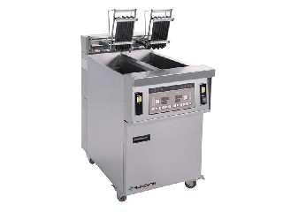Electric open fryer double tank (LCD) SC-13E*2