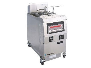 Electric open fryer single tank (LCD) SC-25E