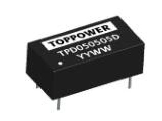 1W Isolated Twin Output DC/DC Converters