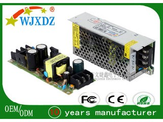 Hotel Lighting 120W AC DC Switching Power Supply 10A Over Load Protection WJX-SL-120W-12V-B