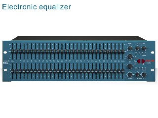 Electronic equalizer FCS-996