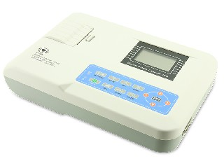 Digital 1-channel Electrocardiograph  EKG-901-2