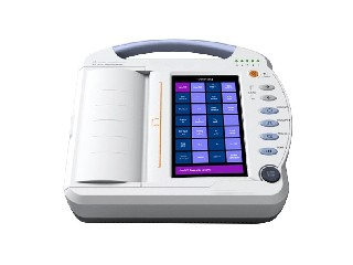 10-inch 12-channel Color LCD ECG Machine EKG-1212A