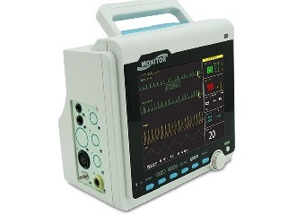 8.4-inch 5-Parameter Vet Patient Monitor RPM-9000V2