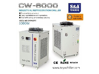 S&A industrial water chiller for spot-weld-machines chilled AC IP 220V 50Hz