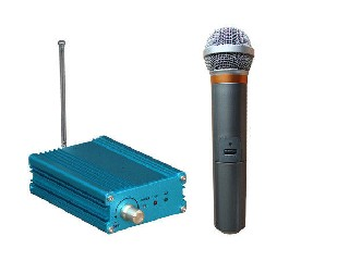 3003 two-handheld wireless microphone VHF dual channel micrófono good quality MIC UM-3003