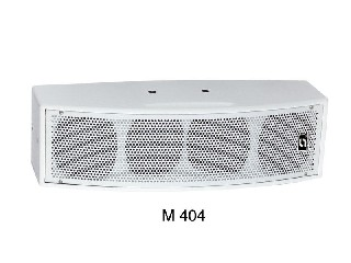 pro conference speaker M404 4X4 inch full frequency
