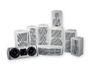 pro speaker M series 4/ 6.5/8/10 inch two-way full frequency conference speaker