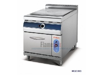 HGZ-90G Gas French Hot-Plate Cooker with Gas Oven