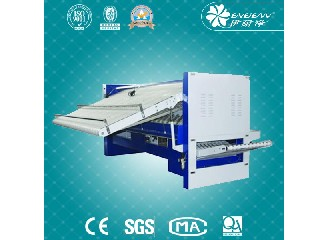 commercial clothes folding machine