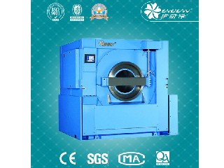 tilting washer extractor