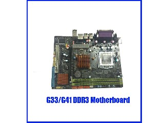 G41/G33 Socket 775 Motherboard