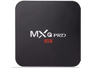 MXQPRO ANDROID OTT BOX