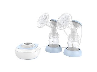 Electric double breast pump XB-8709