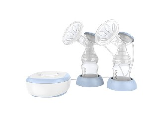 Electric double breast pump XB-8710