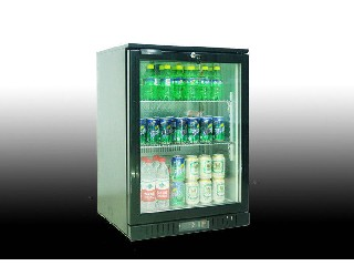 130L Free Standing Fridge Undercounter Bar Cooler With Dynamic Cooling System BB-130