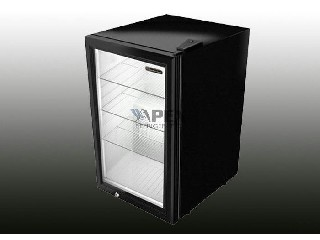 100L Beverage Mini Bar Fridge Electricity 4 adjust feet For Supermarket MB-100
