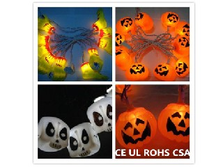 2014 halloween ornament strand string light and light string