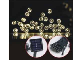 Solar light string BW-16-2000-100