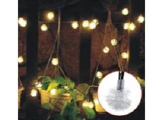 Solar light string BW-16-2000-20SS
