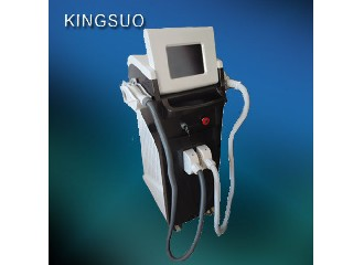 2 in 1 IPL Shr/Shr Hair Removal Machine/IPL Shr Hair Removal Machine for Skin Rejuvenation KS-ES03