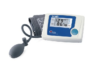 LD-327 Upper Arm Semi-Automatic Digital Blood Pressure Monitorm