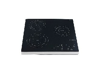 induction hob with three burners VP3-35A