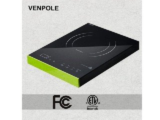 Venpole Portable Single induction cooktop household use FCC/cETL VP1-14A-4
