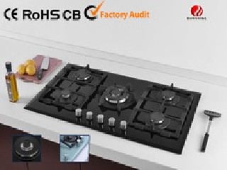 gas cooktop with Italy burner YG-5G134