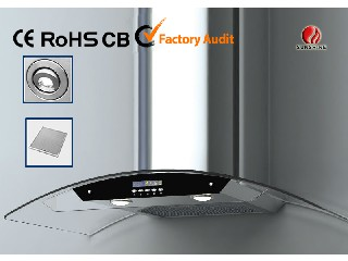 new design stainless steel fume hood CXW-238A(900)6