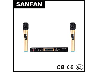 SANFAN digital karaoke wireless microphone ZS-1503
