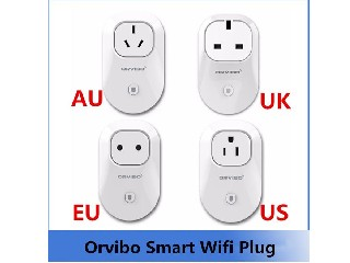 Orvibo Smart Wifi Plug Socket Remote Control repeater Plug Socket Intelligent Smart Device EU UK US