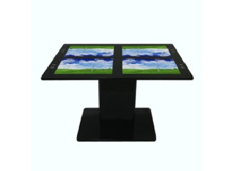 42 inch waterproof touch screen coffee table with windows system