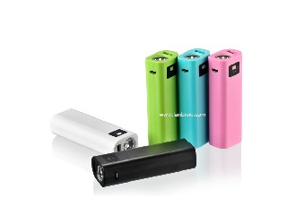 LB-YD40:LED Torch Light Power Bank