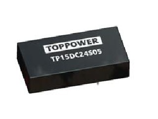 15W Wide Input Voltage DC/DC Converters