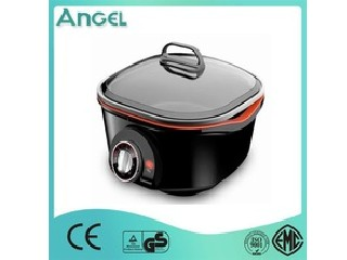 Multi-function cooker/hot cooker for good cooking MFT-1