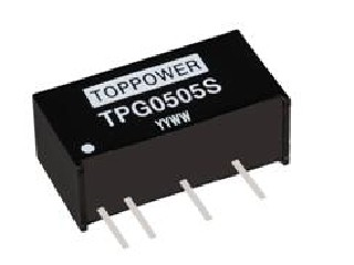 2W Isolated Single Output DC/DC Converters
