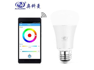 RGB Smart LED BULB AO-RGBwifi