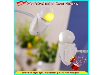 Robot Baby USB led night light LIGHT-012G