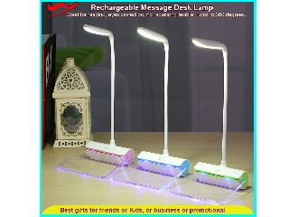Rechargeable Message Desk Lamp /usb rechargeable led light for innovative gifts WY-QW-003