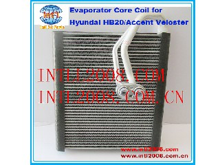 INTL-EV106 air conditioning Aircon ac Evaporator Core Coil for Hyundai HB20/Accent Veloster 2011