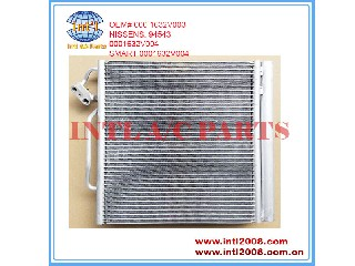 China supply 4 SEASONS 53225 auto ac condenser for MERCEDES BENZ Smart CITY COUPE 0001632V003 94543