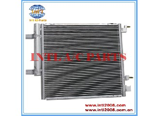 Parallel flow condenser FOR Chevy Chevrolet Spark LS/LT 4Cyl 1.2L 74/76CID 2013-2014 95326121 959992