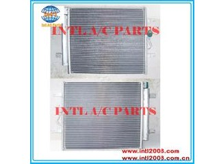 (INTL-CD340) Parallel Flow air conditioning Condenser for FIAT PALIO 1.8 /STRADA 1.8 /SIENA 1.8 /IDE