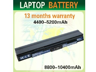 External battery for laptop Replacement laptop battery li-ion battery for ACER:Aspire 1425P Aspire 1