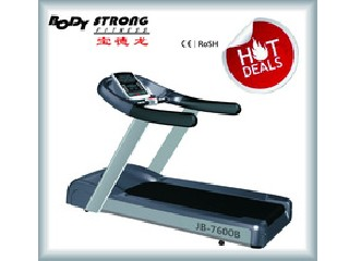 Bodystrong Fitness Commercial Treadmill with TV JB-7600