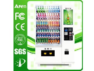 Drink and snacks Vending machine with 22
